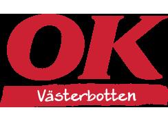 OK Västerbotten logotyp
